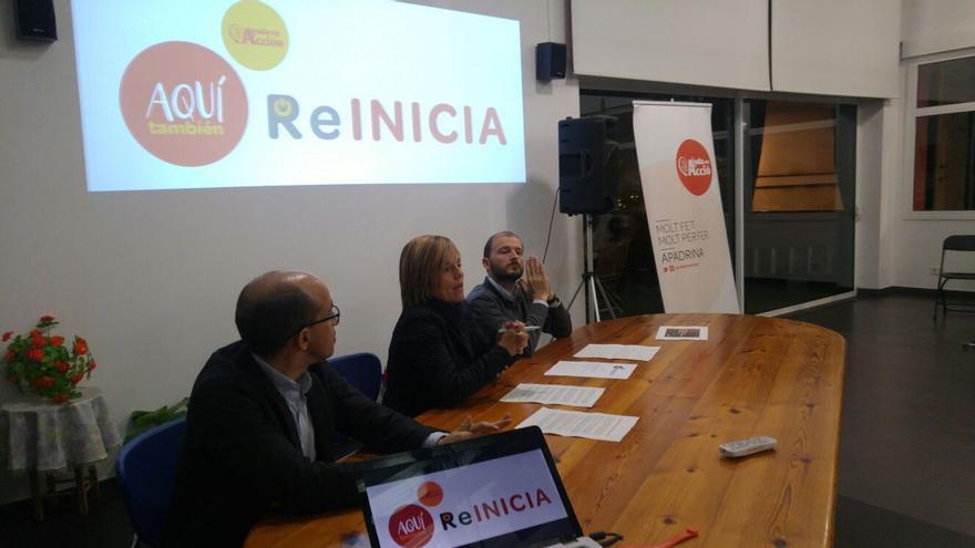 El proyecto de inserción laboral Re-INICIA ha conseguido una tasa de inserción del 80% de un total de 110 personas en situación de desempleo o exclusión social. AeA