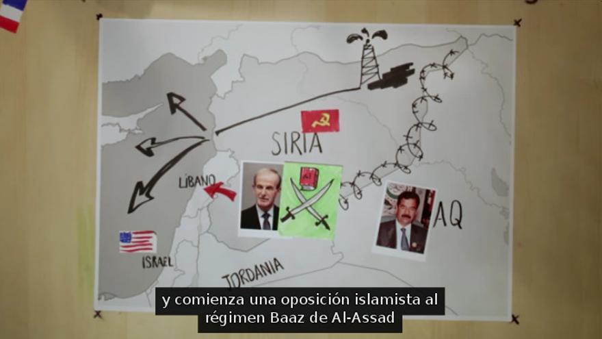 #Whymaps: la crisis siria en 10 minutos