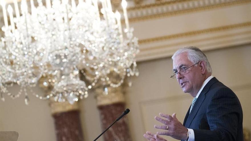 EE.UU. está dispuesto a negociar con Rusia zonas de exclusión aérea en Siria