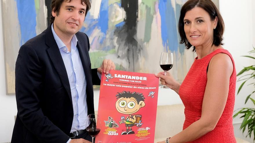 La Rioja acerca la cultura de vino con una degustación de 14 bodegas