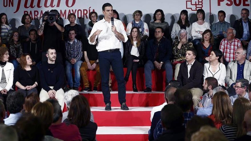 """Sánchez rechaza la oferta de Podemos de ir juntos en el Senado: """"No, gracias"""""""