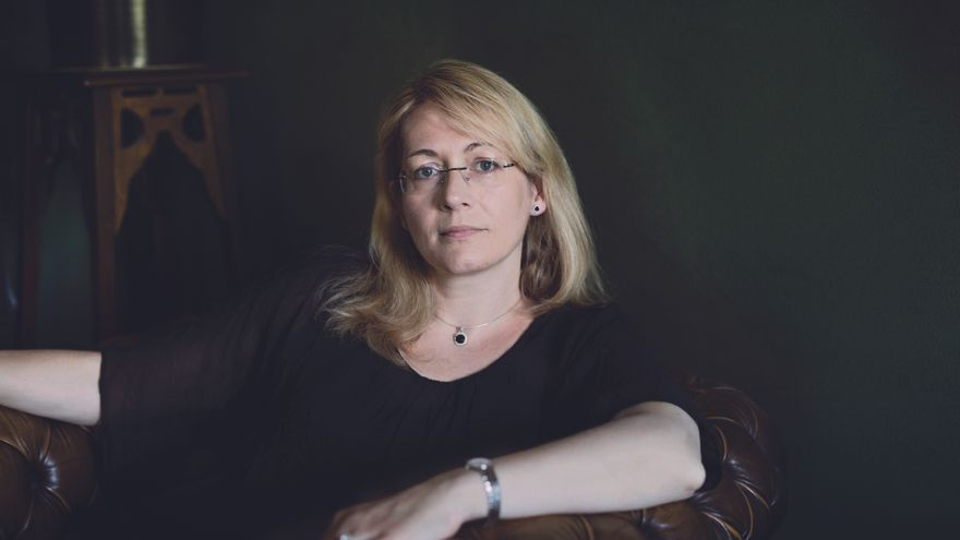 Oksana Mont, profesora de Consumo y Producción Sostenible