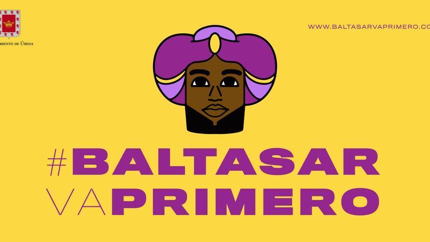 Baltasar va primero, la campaña del ayuntamiento de Úbeda.