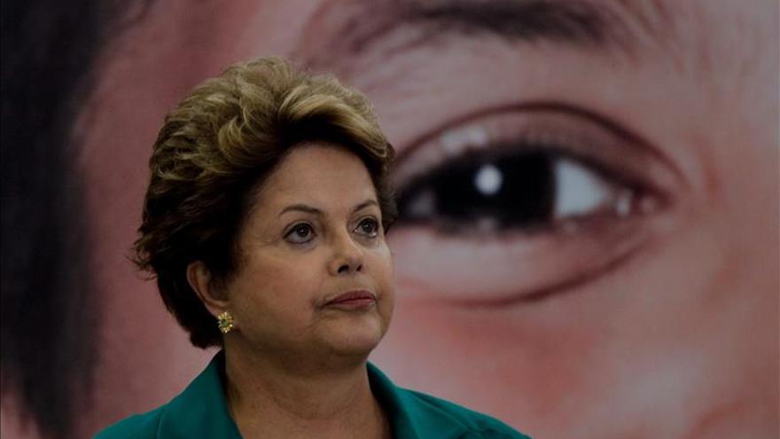 """El presidente de la Cámara baja afirma que """"Rousseff le mintió a la nación"""""""
