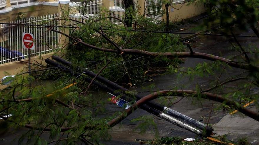 El gobernador de Puerto Rico solicitó a Trump declarar la isla zona de desastre