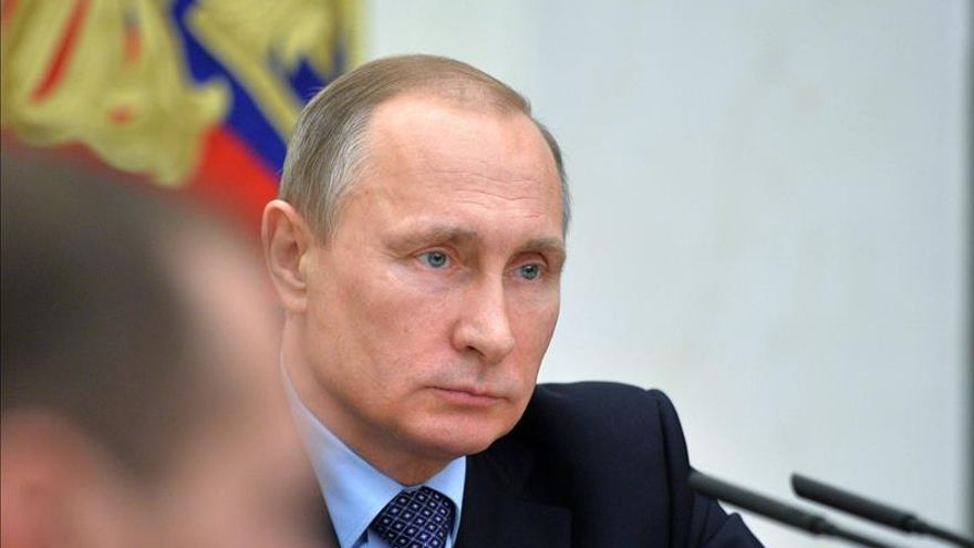 Putin promulga la ley que permite a Rusia incumplir las sentencias de Estrasburgo