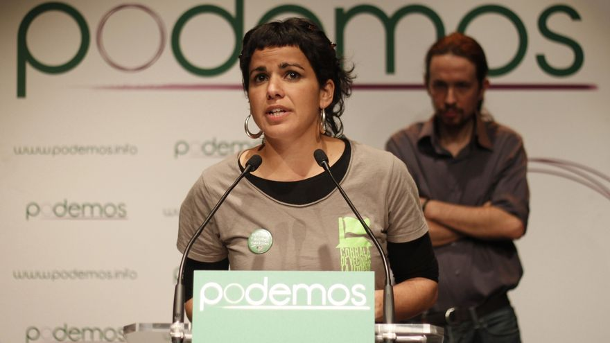 Teresa Rodríguez, dispuesta a encabezar la lista andaluza de Podemos, en la que la dirección ya trabaja
