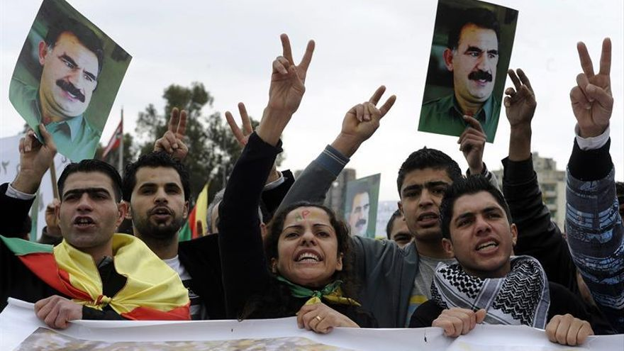 El fundador del PKK Öcalan recibirá la primera visita en prisión en cinco meses