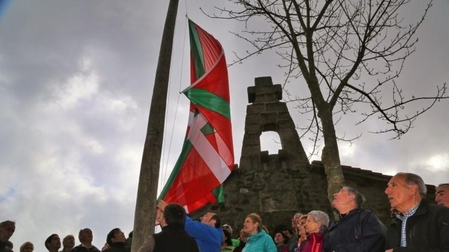 """Ortuzar pide que se reconozca a Euskadi """"como nación"""", ahora que se """"ensancha el camino de la paz"""""""