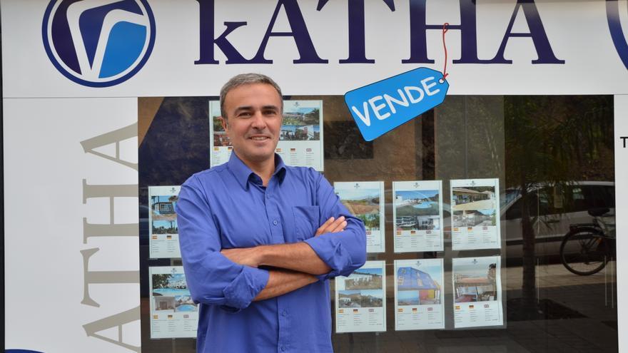 Juan Carlos Trigo tiene 20 años de experiencia en el sector inmobiliario.