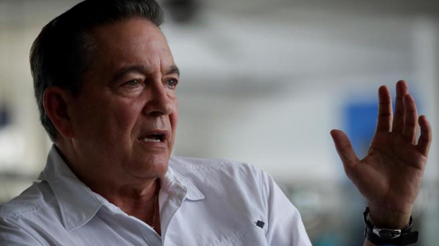 El presidente de Panamá descarta un distanciamiento de su Gobierno con China