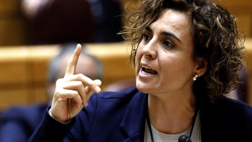 El PSOE pide a Montserrat que explique cómo va la evaluación de la dependencia