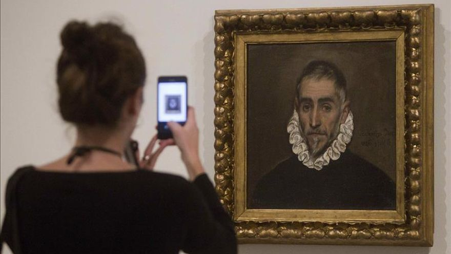 El Museo Picasso muestra la fascinación del pintor malagueño por El Greco