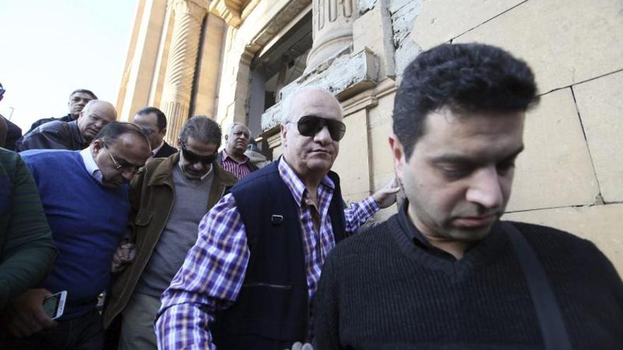 """El Museo de Arte Islámico, """"totalmente destruido"""" por el atentado en El Cairo"""