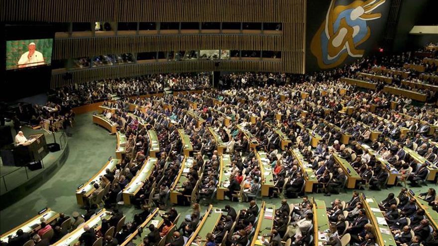 Los gobernantes del mundo aprueban los Objetivos de Desarrollo Sostenible