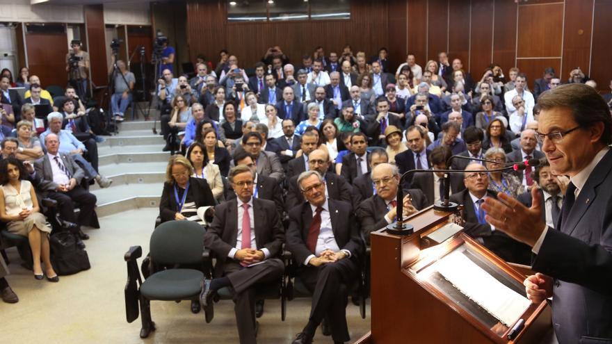 El Govern catalán afirma que parte del séquito de Mas se pagó el viaje a Israel, a diferencia del Gobierno central