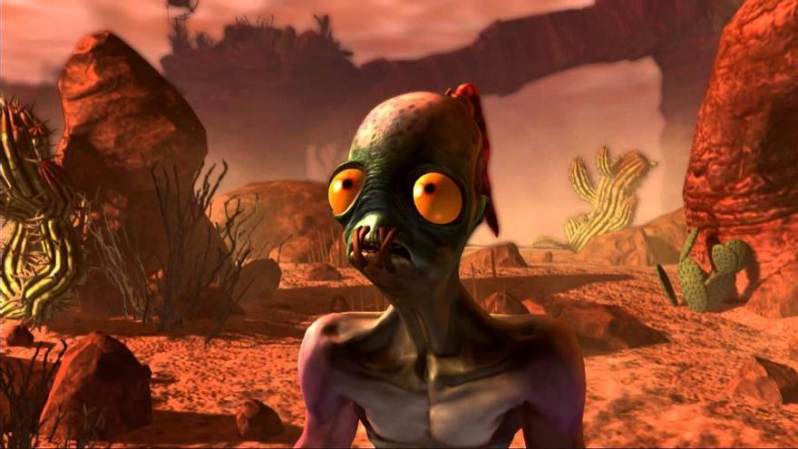 Oddworld: Abe's Oddysee New N'Tasty!