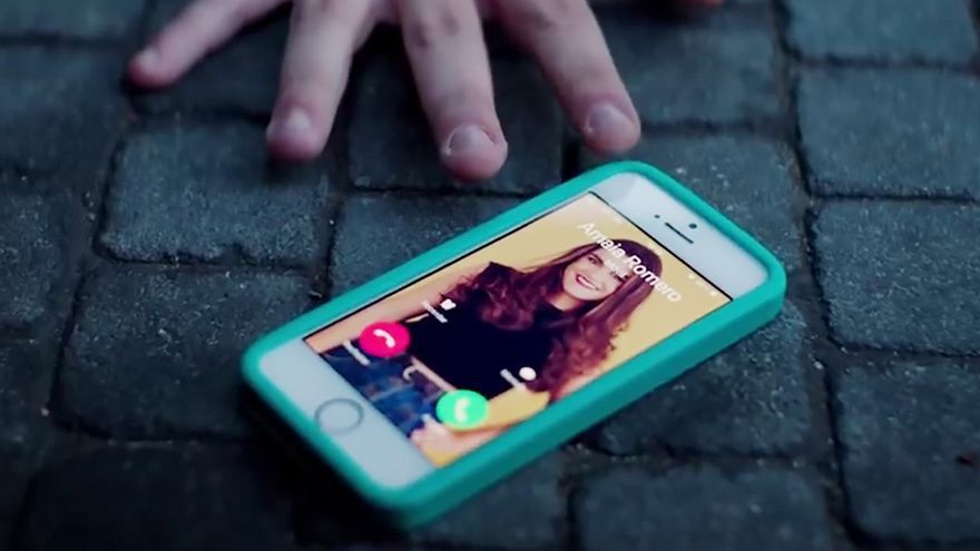 Amaia, en el videoclip de su colaboración con Carolina Durante