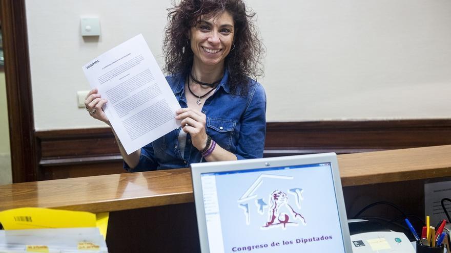 Podemos Cantabria pide en el Congreso 250 millones de euros para la reindustrialización del Besaya y Reinosa