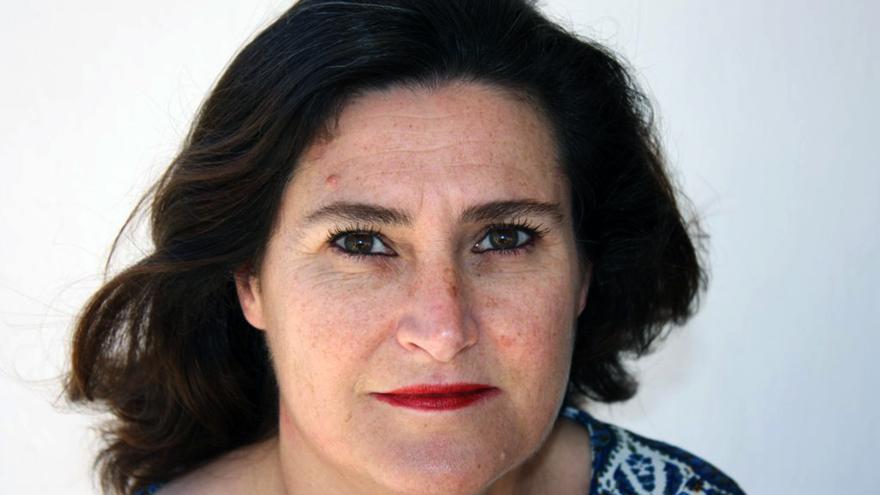 Loreto Urraca, autora de 'Entre hienas'.
