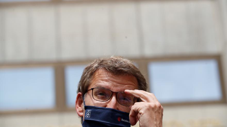 """Feijóo, sobre la campaña madrileña: """"No se deben hacer cosas que hemos visto"""""""