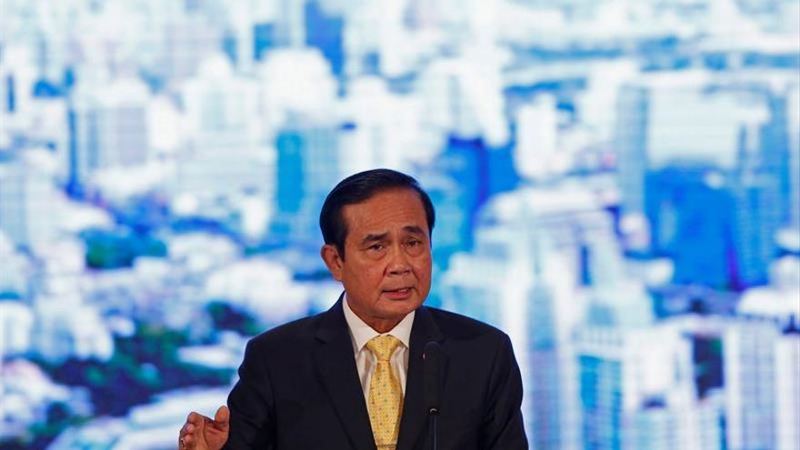 El primer ministro tailandés dice que su país goza de confianza internacional