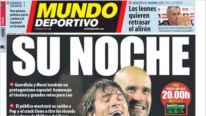 De las portadas del día (02/05/2012) #14