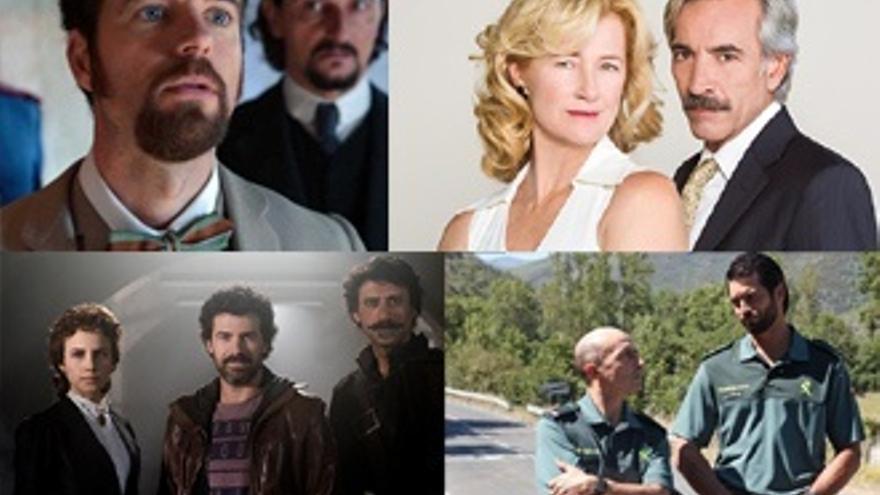 El director de ficción de TVE avanza las series del 2º trimestre y otros proyectos