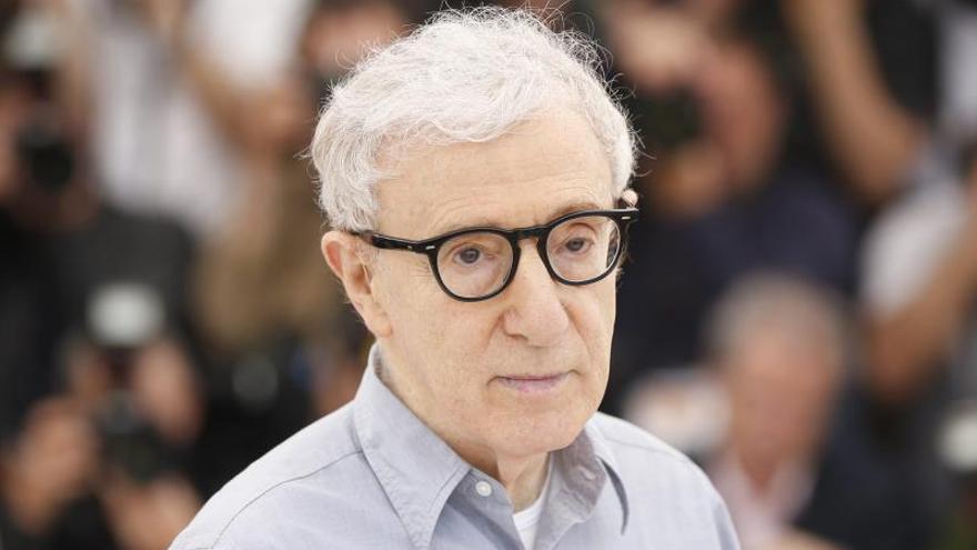 Woody Allen visita en San Sebastián los escenarios de su próxima película