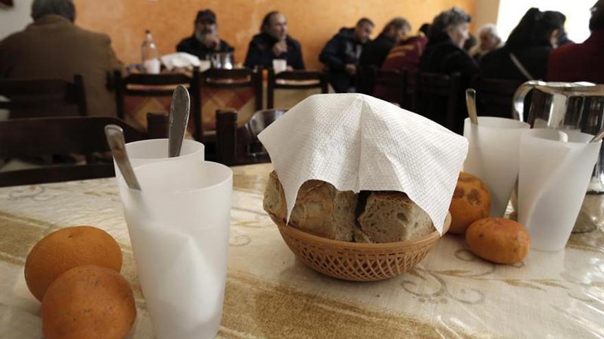 La mitad de los españoles conoce casos en su entorno de pobreza infantil