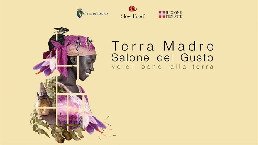 Terra Madre Salone Gusto Slow Food Turin