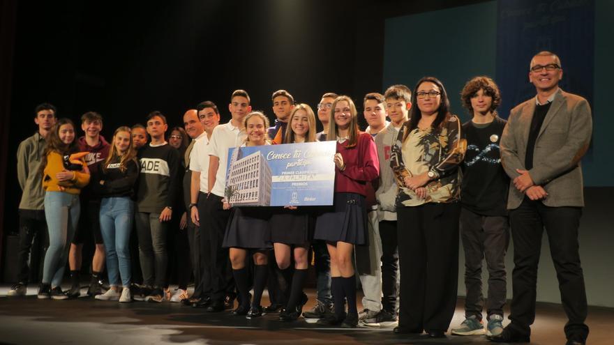 El grupo 'La Palmita' ha ganado el concurso de Cabildo.