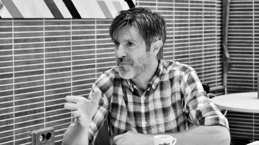 El dibujante valenciano Paco Roca.   REVISTA AMBERES