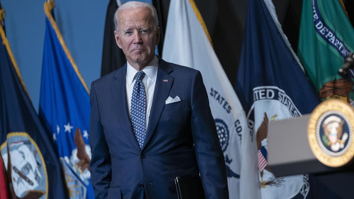 Biden advierte de que los ciberataques pueden acabar provocando una guerra EFE/EPA/Alex Edelman / POOL