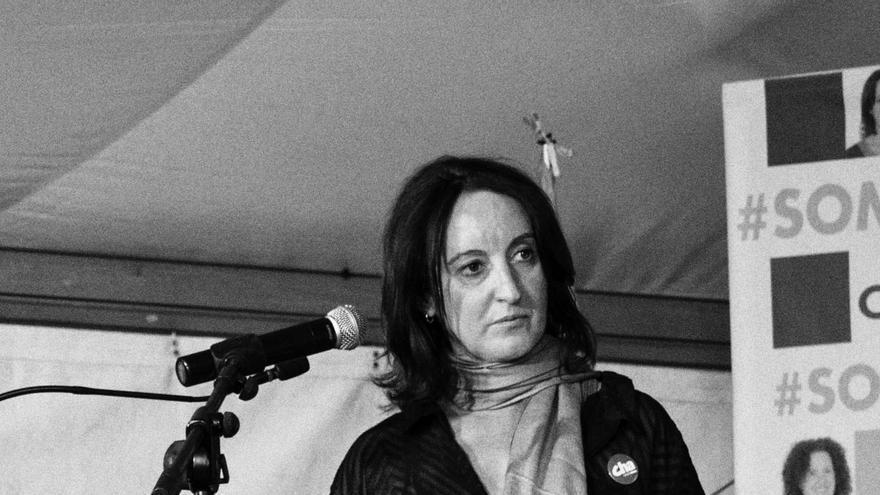 Ángela Labordeta. Foto: Javier Castejón