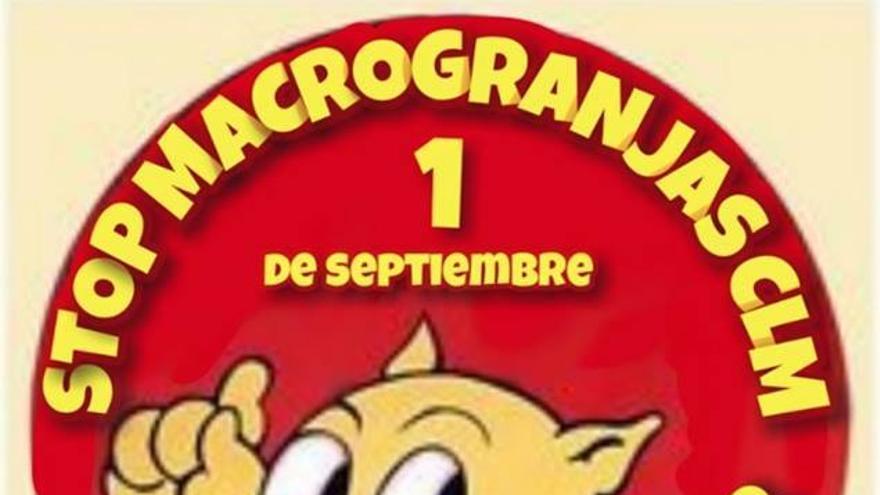 Cartel de la convocatoria en Mota del Cuervo (Cuenca)