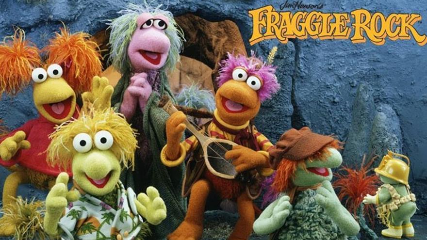 La mítica 'Fraggle Rock' vuelve remasterizada online en la HBO