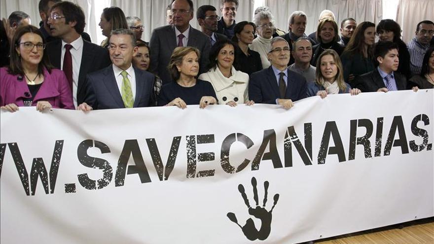 """Canarias se mantendrá """"muy firme"""" desde lo jurídico y lo político contra Repsol"""