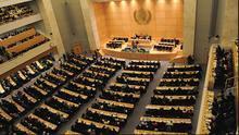 La Asamblea Mundial de la Salud decidirá el camino a seguir tras la adopción de una resolución