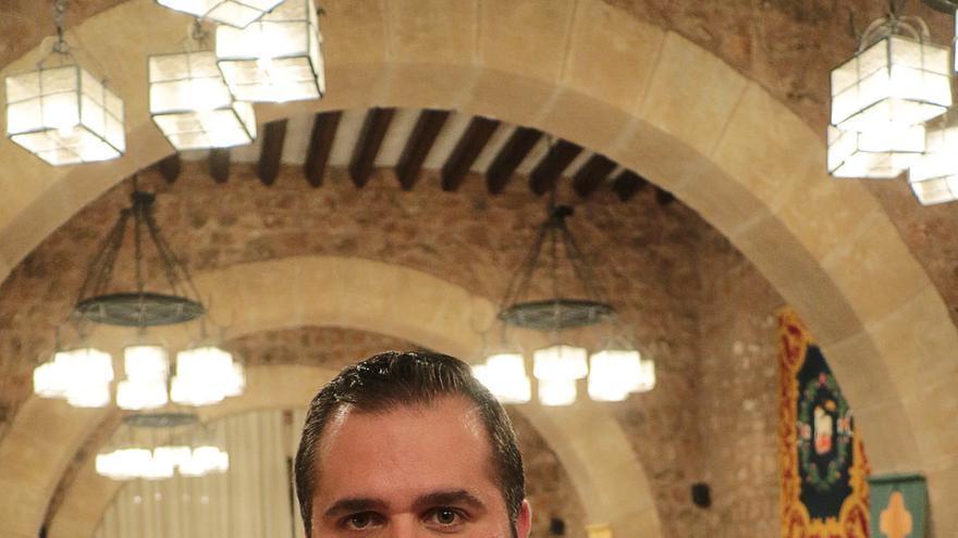 Rubén Urbano, chef del Parador de Turismo