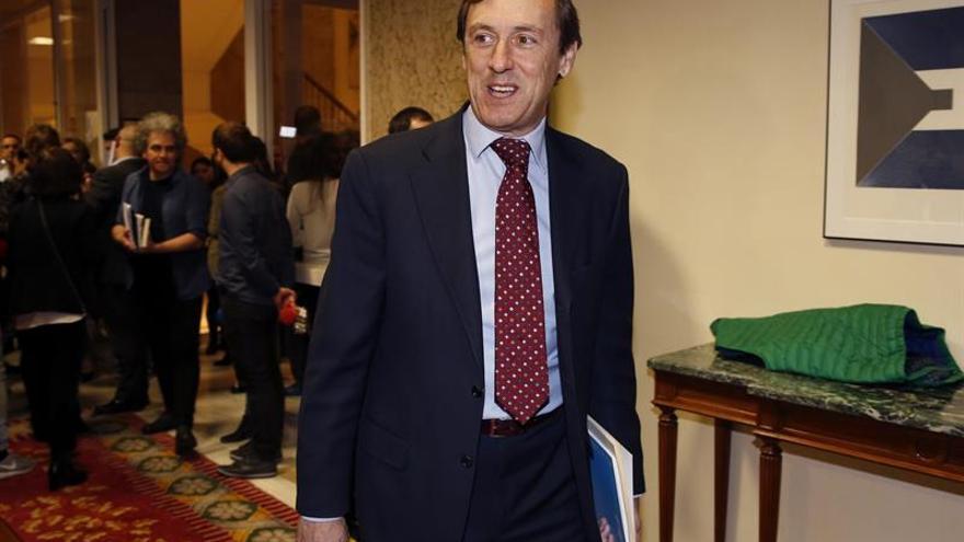 """Hernando (PP) aboga por debate """"más plural"""" que un cara a cara Rajoy-Sánchez"""