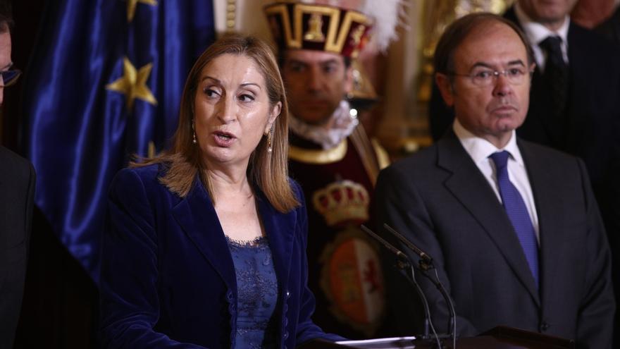 """Ana Pastor confiesa que en el Congreso se encuentra en la etapa """"más intensa"""" de su vida pública"""