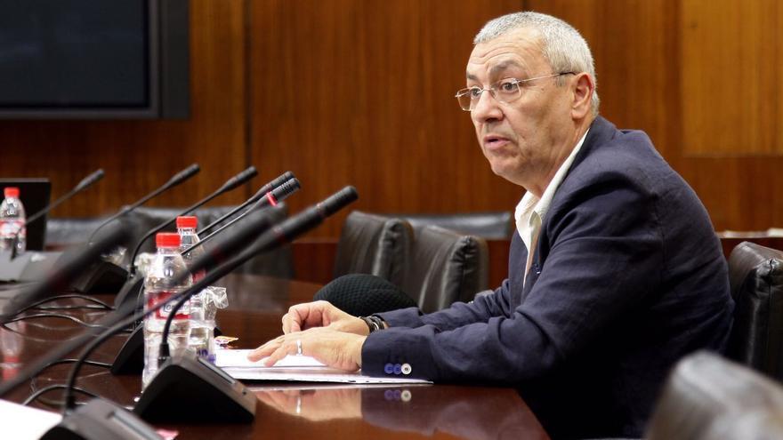 Fernando García Sanz, decano del Colegio de Psicología de Andalucía Occidental
