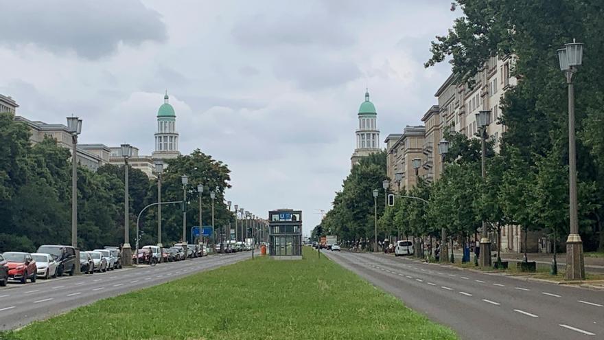 Berlín quiere que una calle y un barrio sean patrimonio de la humanidad
