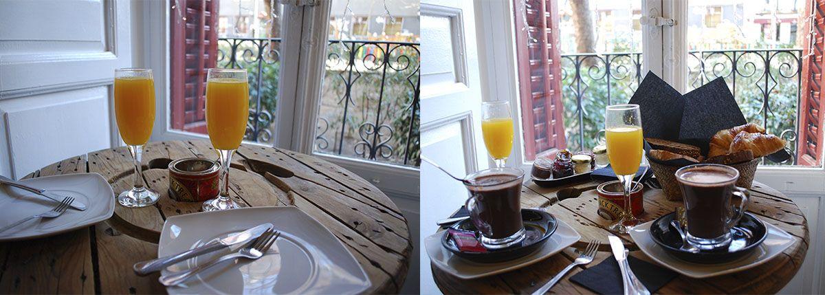 Díptico preparación mesita y parte dulce_Malasaña a mordiscos_Mur café