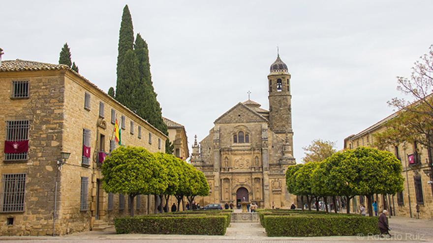 Plaza Vázquez de Molina, Úbeda