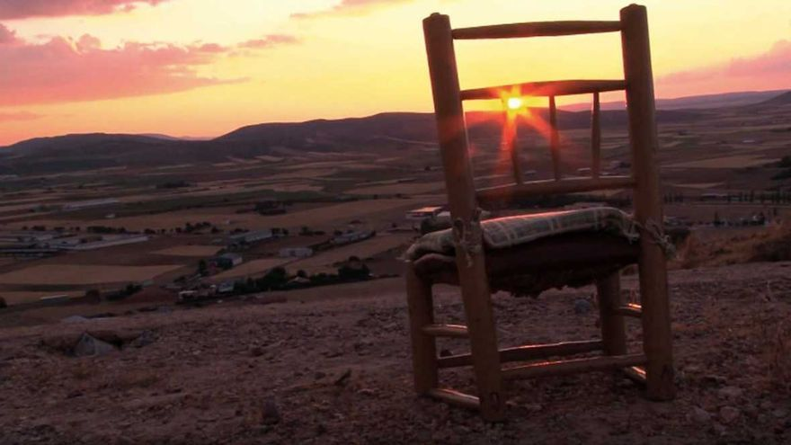 Plano del cortometraje 'La silla de la vida' / Auntie Films