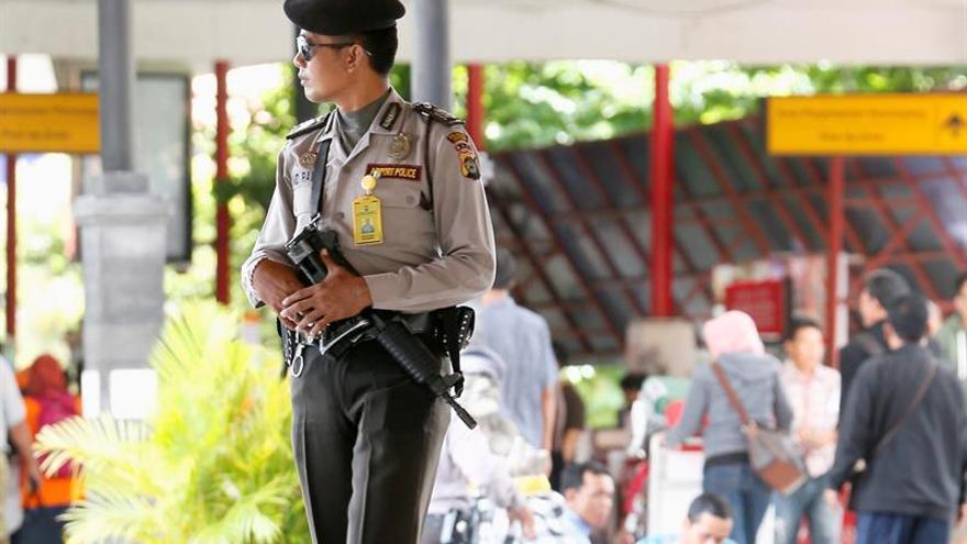 4 niños heridos en un ataque contra una iglesia cristiana en Indonesia