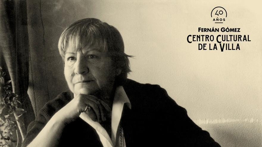 Exposición con motivo del centenario de Gloria Fuertes