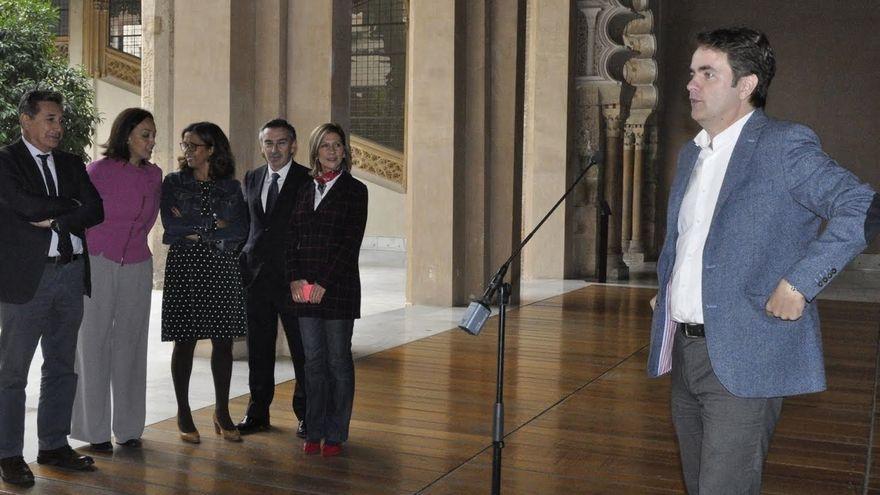 El nuevo secretario de Estado de Administraciones Territoriales ofrece diálogo a Cataluña, pero también legalidad